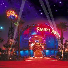 Planet Hollywood, Downtown Disney, Orlando