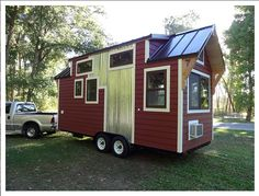 """Tiny Homes on Steroids™ - Maximus Extreme Tiny Homes 