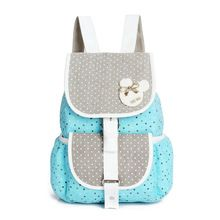 2016 Canvas Backpacks Polka Dot Printing Women School Backpacks for Teenage Girls Student School Bags Bolsas Mochilas Femininas     Tag a friend who would love this!     FREE Shipping Worldwide     #BabyandMother #BabyClothing #BabyCare #BabyAccessories    Get it here ---> http://www.alikidsstore.com/products/2016-canvas-backpacks-polka-dot-printing-women-school-backpacks-for-teenage-girls-student-school-bags-bolsas-mochilas-femininas/