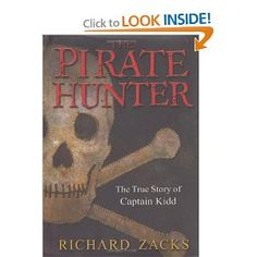 """#Pirate Hunter by Richard Zacks is one of those rare specimens of meticulously researched """"popular"""" history that read like a novel but leave the reader with no doubt as to the depth of footnote-able research compiled by Zacks. It traces Kidd's voyage from Dutch New York to the Indian Ocean, the Caribbean, back home and then to London for a pirate's trial."""