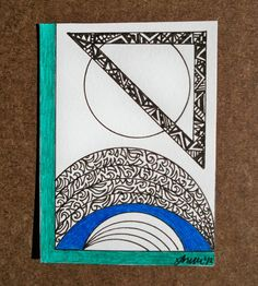 Reflections Original ACEO by ellemardesigns on Etsy, $8.00
