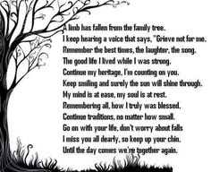 I found this poem online and wanted to share the beautiful words.