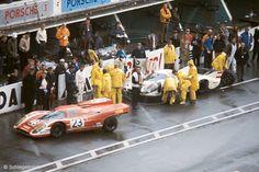 Le Mans, Porsche, Automobile, Real Racing, Motosport, Garages, Sports, France, Cars