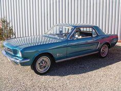 Mustang 1965 <3