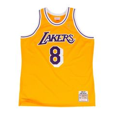 Kobe Bryant 1996-97 Authentic Jersey Los Angeles Lakers Kobe Bryant 8 0770424cc17