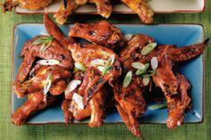 Barbecue Chicken Wings / Steven Mark Needham