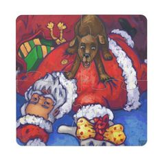 Christmas Wish Puzzle Coaster by ITD Holidays is a fun way to decorate for the holidays.