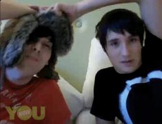 Phan? Dan and Phil? Idek which board to save this to...