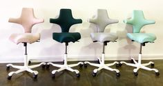 hAG Capisco Chair