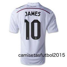 primera camiseta james real madrid 2015 baratas,€15,http://www.camisetasfutbol2015.com/primera-camiseta-james-real-madrid-2015-baratas-p-20089.html