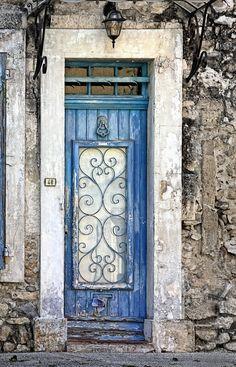 Porte No. 48  Provence, France by Claudia Moeckel
