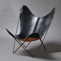 Butterfly Lounge Chair, #artecase, #collectibledesign