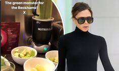 She recently revealed that some of her favourite snacks are mixed seeds and sprouted grain cereal. And Victoria, gave fans another glimpse into her pantry on Wednesday. Victoria Beckham Diet, Drinking Vinegar, Victoria Fashion, No Sugar Diet, 1200 Calorie Diet, Green Smoothie Recipes, Alkaline Diet, Cereal Recipes, Gluten Free Diet