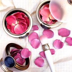 Ladurée Beauté blush petals