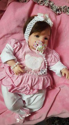 Bebe Reborn Luna Linda ! Promoção - R$ 890,00