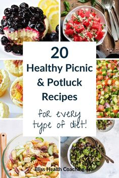 Healthy Picnic and Potluck Recipes for a Crowd Healthy Picnic and Potluck Recipes for a Crowd -Do you need tasty recipes for your next picnic? These are some of the best crowd pleasing potluck and picnic recipes. Healthy Picnic Foods, Healthy Potluck, Healthy Fruits, Healthy Snacks, Healthy Recipes, Keto Recipes, Crowd Recipes, Healthy Zucchini, Baby Recipes