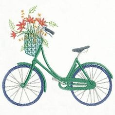 Deco Cycle 3 - 5x7   What's New   Machine Embroidery Designs   SWAKembroidery.com Mar Lena Embroidery