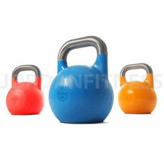 Set Kettlebells de competición https://www.kettlebellmaniac.com/shop/