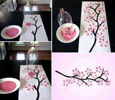 Un hermoso cereso japones !