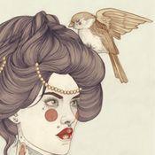 Liz Clements es una ilustradora freelance con sede en Londres. Su trabajo se centra principalmente en mujeres tatuadas realizadas mediante lápices de colores y utilizando tonos muy ocres y pasteles. Tiene un estilo particular de dibujar, mezclando un estilo muy clásico y vintage.