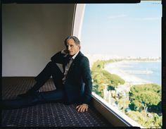 photograph by Benoît Peverelli, Cannes 2012.