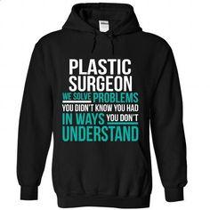 Plastic Surgeon - #tee cup #grey tshirt. CHECK PRICE => https://www.sunfrog.com/Funny/Plastic-Surgeon-6756-Black-Hoodie.html?68278