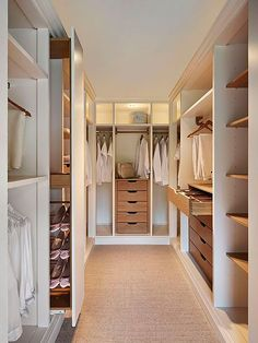 49 Creative Closet Designs Ideas For Your Home. Unique closet design ideas will definitely help you utilize your closet space appropriately. An ideal closet design is probably the only avenue towards . Walk In Closet Design, Bedroom Closet Design, Bedroom Wardrobe, Wardrobe Design, Master Bedroom Design, Closet Designs, Walk In Wardrobe, Wardrobe Closet, Bedroom Designs