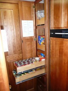RV NOW: RV Shelf Organization Consolidates Storage