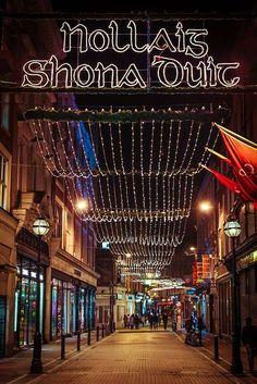 20 beautiful photos of Christmas in Dublin Ireland & Christmas on Dublinu0027s Henry Street. I loved every minute traveling ... azcodes.com