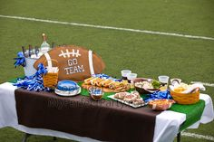Fabulous Tailgate Gameday supplies & ideas from My Perfect Party