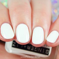 """Ginger + Liz """"Ice Queen"""" 