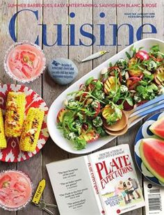 Cuisine Magazine New Zealand. Find great recipes and food articles from Cuisine magazine Lemon Sour Cream Cake, Ginger Coffee, Pork Curry, New Zealand Food, Pork Schnitzel, Cheese Scones, Food & Wine Magazine, Walnut Recipes, Skirt Steak