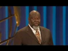 "TD JAKES AT LAKEWOOD ""Can You Hear Me Now"" Thomas Dexter ""T. D.""  Pastor Preacher, Great info, this guy is cool."
