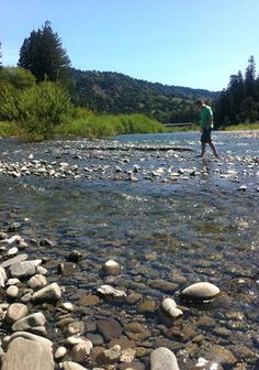 A weekend guide for an Eel River getaway. #travel #california