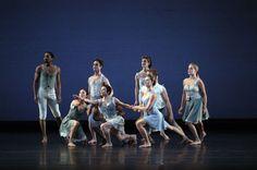 """mark morris dance"" | Mark Morris Dance Group's ""The Lake."" Photo by Scott Suchman."