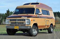 1989 Other Makes Conversion Van - Motorhome 4WD FALCON - INTERVEC | eBay Motors, Cars & Trucks, Other Makes | eBay!