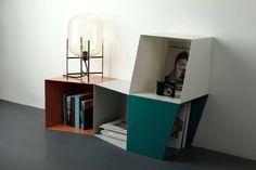 These Totem Angular Bookcase Cubes by Designbynico are made for displaying your life full of treasures. Build your own showcase- variations are endless! You know what to do- click the link in bio.   #interior #bookcase #design #modern #minimalistdesign #minimalistinterior #scandinavianinterior #homedecor #home #accessories [WEBSITEURL] http://bit.ly/2jwol1f