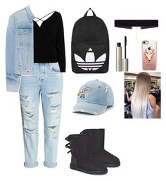"""""""Untitled #3"""" by song-v on Polyvore featuring River Island, UGG, Topshop, 8 Other Reasons, Ilia, rag & bone, Casetify and SO"""