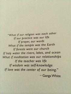 ~Ganga White