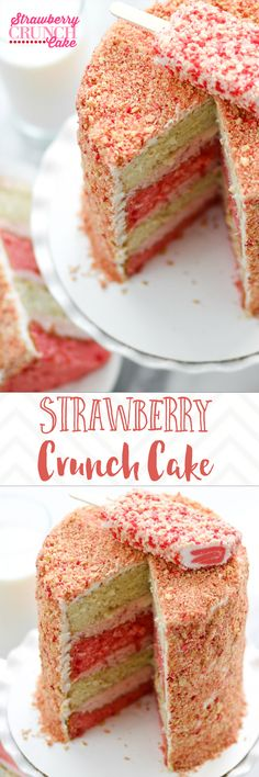 A Cake Based On My Favorite Ice Cream Bar Amazing, Seriously Amazing. Mini Desserts, Just Desserts, Delicious Desserts, Dessert Recipes, Dessert Ideas, Dessert Tables, Homemade Icecream Recipes, Summer Cake Recipes, Baking Desserts