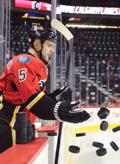 Marc Giordano, Calgary Flames
