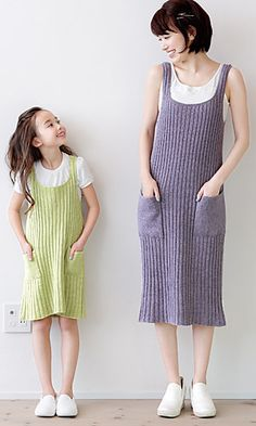 Free knitting pattern - Skirt pattern by Pierrot (Gosyo Co., Ltd)