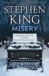 Misery - Stephen King: Much more graphic than the movie.