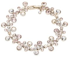 Givenchy Crystal Cluster Bracelet. Get the lowest price on Givenchy Crystal Cluster Bracelet and other fabulous designer clothing and accessories! Shop Tradesy now