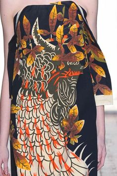 patternprints journal: PRINTS, PATTERNS AND SURFACE EFFECTS FROM S/S 2014 FASHION COUTURE COLLECTIONS / 5