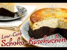 Low-Carb Schoko-Käsekuchen - So herrlich saftig & lecker