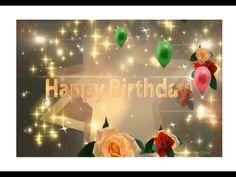 Happy Birthday Flowers Wishes, Animated Happy Birthday Wishes, Happy Birthday Greetings Friends, Birthday Wishes For Kids, Happy Birthday Frame, Happy Birthday Video, Birthday Wishes And Images, Happy Birthday Celebration, Happy Birthday Pictures