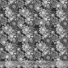 Organic pattern design for Mila Schon