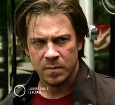 Leverage screencaps - S5 - The Rundown Job - Christian Kane /Eliot Spencer, by Valawenel