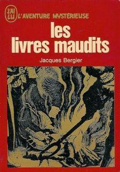 Les livres maudits, de Bergier Jacques